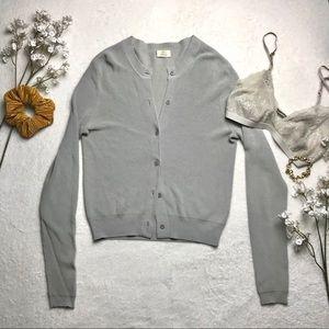 Aritzia | Wilfred - Crop Cardigan